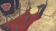 Chakra Receivers vital spots (Naruto)