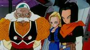 Dr.Gero Android 17 18 (Dragon Ball series)