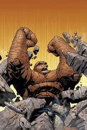 Benjamin Grimm - The Thing (Marvel Comics) 4 Vol 1 10 Textless
