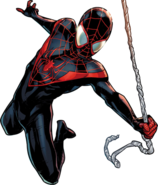 Spider- Man Miles Morales (Earth-1610)