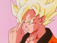 Goku Instant Transmission