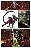 Nosferatu vs Xenomorph