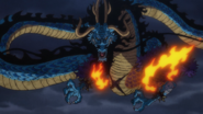 Kaido's Dragon Form
