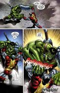 Strength Combat by Hulk 1