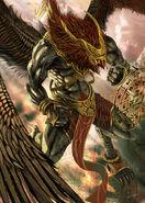 Garuda Bird