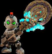 Clank Chronoscepter