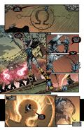 Grail Magic Darkseid War