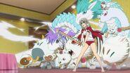 Ichiko Sakura (Good Luck Girl!) Animal-spirits