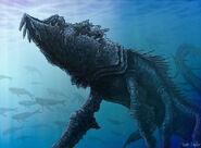 Leviathan by Ruth Tay