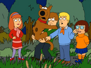 Family Guy Scooby-Doo