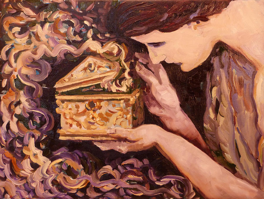 Pandoras Box (Creating History)
