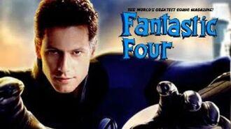 Mr. Fantastic using his powers - Fantastic Four 1&2