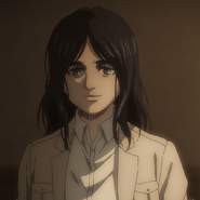 Pieck AoT face