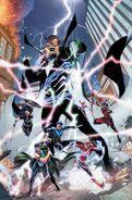 Abra Kadabra (DC Comics) Titans Vol 3 3 Textless