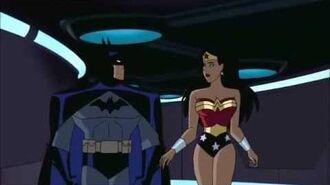Batman Sings For Diana - Justice League