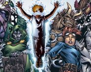 Franklin Richards psionics