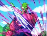 Piccolo Daimao Creates a Gust