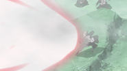 Gari (Naruto) Explosion Release Landmine Fist