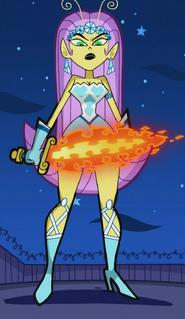Princess Mandie's Flames