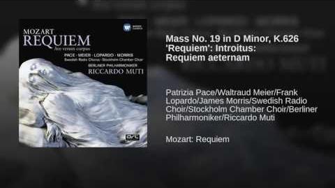 Farnis's Theme (Requiem aeternam)