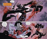 Possum (DC Comics) Deathstroke (2014-) - Gods of Wars v1-105