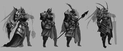 Hellspawn soldiers