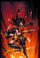 Ladydeathstrike vs x23