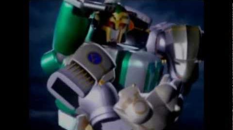 All Megazord Transformations pt.2