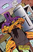 Clifford Zmeck Major Force (DC Comics) 3