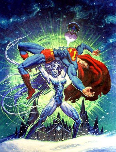 Divine-Alien Physiology | Superpower Wiki | FANDOM powered