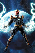 Richard Rider (Earth-616) Nova Vol 4 36 Textless