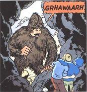 Yeti (Tintin)