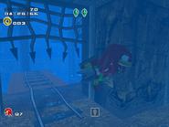 Knuckles (Sonic Adventure 2) Swim