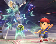 Ness Earthbound SSBB Yo-Yo