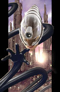Reed Richards The Maker (Earth-1610) (Marvel Comics) Ultimate Comics Ultimates Vol 1 9 Textless