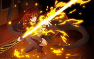 Shana Great Blade of Crimson