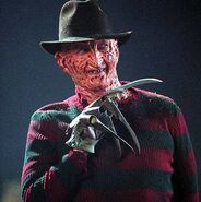 Freddy Kruger (A Nightmare On Elm series) Claws