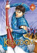 Shin, Captain of the Hi Shin Unit Kingdom