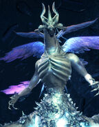 Dark Souls Seath the Scaleless Dragon