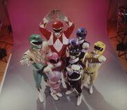 OG Power Rangers