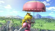 Princess Peach (Super Smash Bros.) parasol