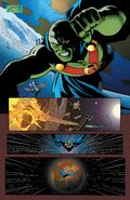 Martian Manhunter's Flight