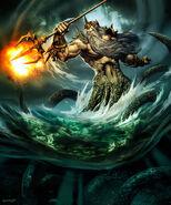 Poseidon-by-genzoman11