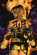 Rachel Summers tattoo
