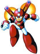 Super Adaptor Megaman