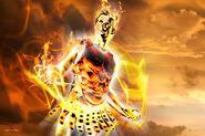 Helios Sun God by HoiHoiSan
