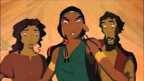 The Prince of Egypt - The River of Blood HD