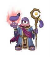Eggplant Wizard