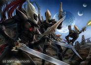 Eldar Armour