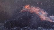 Fire Rodan's sacrifice